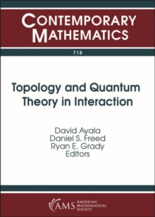 Topology and Quantum Theory in Interaction, Paperback / softback Book