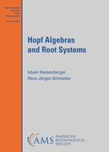 Hopf Algebras and Root Systems, Hardback Book