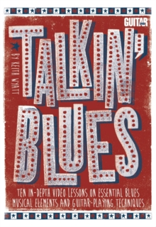 TALKIN BLUES PART 1, Paperback Book