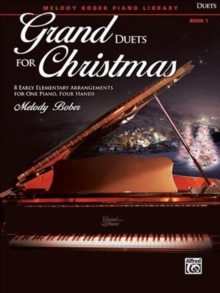 GRAND DUETS FOR CHRISTMAS 1, Paperback Book