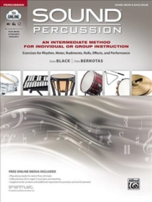 SOUND PERCUSSION SNAREBASS, Paperback Book