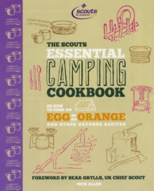 The Essential Camping Cookbook, Hardback Book
