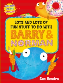 Lots and Lots of Fun Stuff to do with Barry and Norman, Paperback Book