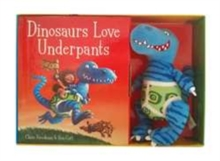 Dinosaurs Love Underpants Book and Toy, Novelty book Book