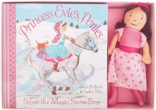 Princess Evie's Ponies Book and Toy, Novelty book Book