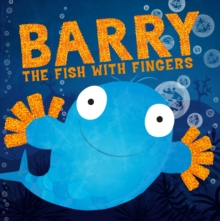Barry the Fish with Fingers, Board book Book