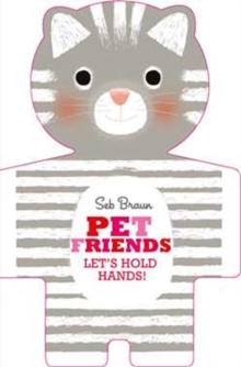 Let's Hold Hands: Pets, Hardback Book