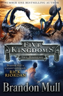 Five Kingdoms: Sky Raiders, Paperback Book