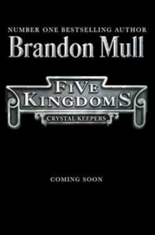 Five Kingdoms: Crystal Keepers, Paperback / softback Book