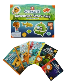 Octonauts Adventure Story Case, Novelty book Book