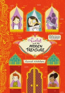 Violet and the Hidden Treasure, Hardback Book