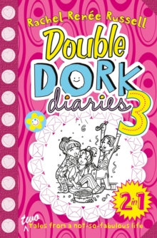 Double Dork Diaries #3, Paperback Book
