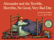 Alexander and the Terrible, Horrible, No Good, Very Bad Day, Paperback Book