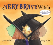 A Very Brave Witch, Paperback Book