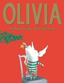 Olivia Helps with Christmas, Paperback Book
