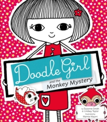Doodle Girl and the Monkey Mystery, Paperback Book