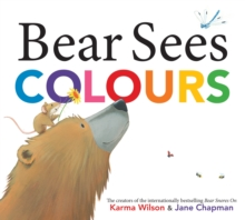 Bear Sees Colours, Paperback Book
