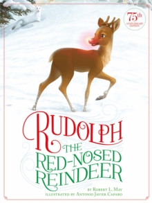 Rudolph the Red-Nosed Reindeer, Paperback Book