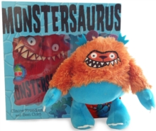 Monstersaurus Book and Toy, Novelty book Book