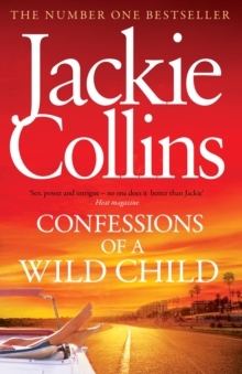Confessions of a Wild Child, Hardback Book