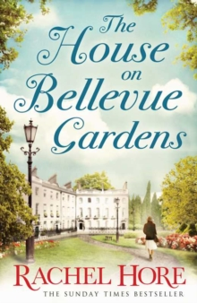 The House on Bellevue Gardens, Hardback Book