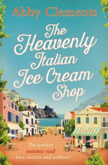 The Heavenly Italian Ice Cream Shop, Paperback Book
