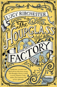 The Hourglass Factory, Paperback Book