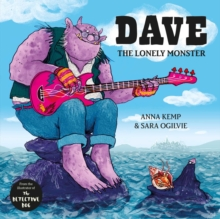 Dave the Lonely Monster, Paperback / softback Book