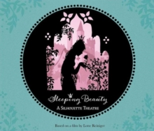 Silhouette Theatre - Sleeping Beauty, Hardback Book