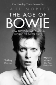 The Age of Bowie, Paperback Book