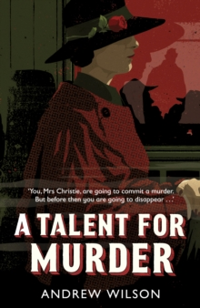 A Talent for Murder, Hardback Book