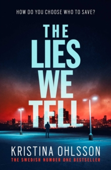 The Lies We Tell, Paperback / softback Book