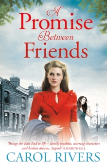 A Promise Between Friends, Hardback Book