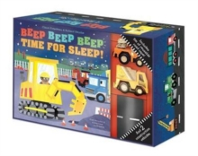 Beep Beep Beep: A Road Play Set, Novelty book Book
