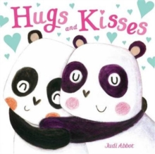 Hugs and Kisses, Hardback Book