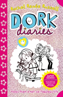 Dork Diaries 1 (Promotional Edition), Paperback Book
