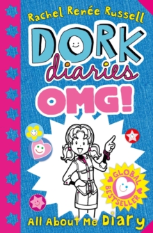 Dork Diaries OMG: All About Me Diary!, Paperback Book