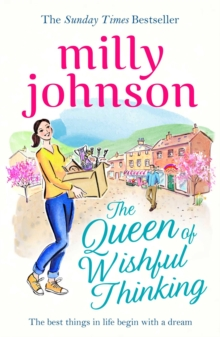 The Queen of Wishful Thinking, Hardback Book