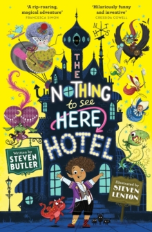 The Nothing to See Here Hotel, Paperback / softback Book