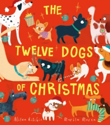 The Twelve Dogs of Christmas, Paperback Book