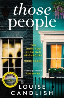 Those People : From the bestselling author of OUR HOUSE, Paperback / softback Book