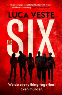 The Six, Paperback / softback Book