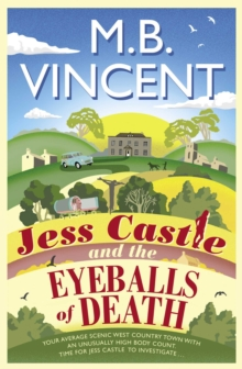 Jess Castle and the Eyeballs of Death, Paperback / softback Book