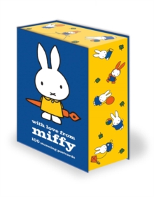 Miffy Postcard Set, Postcard book or pack Book