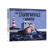 The Storm Whale in Winter, Board book Book