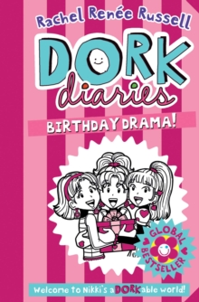 Dork Diaries: Birthday Drama!, EPUB eBook