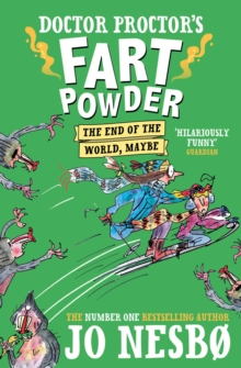 Doctor Proctor's Fart Powder: The End of the World.  Maybe., Paperback / softback Book