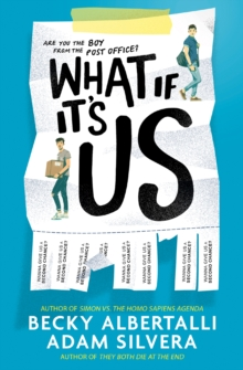 What If It's Us, Paperback / softback Book