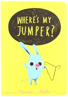 Where's My Jumper?, Board book Book