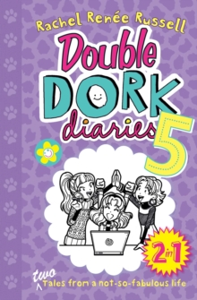 Double Dork Diaries #5 : Drama Queen and Puppy Love, Paperback / softback Book